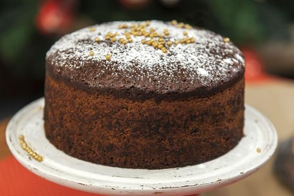 Torta Negra De Navidad Venezolana Recetas De Venezuela